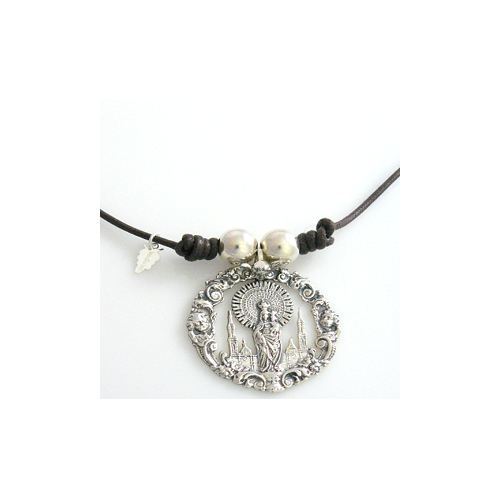Collar Virgen del Pilar